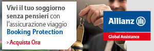 Booking Protection Alianz assicurazione